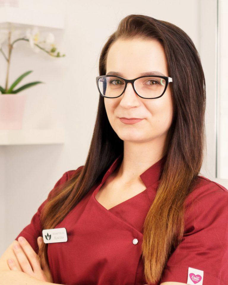 Klaudia Wilczyńska - salon kosmetyczny Kraków