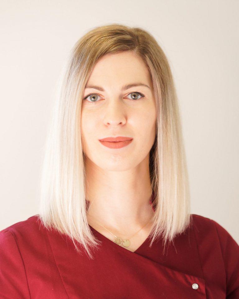 mgr kosmetologii Magdalena Misiorowska